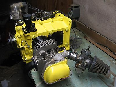 1/2 VW (Half VW) Engine Conversion Plans for Ultralight or LSA Aircraft 8