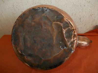 alter Kupfer Wasserkessel,Kupferkessel,Wasserkessel,Kessel,Kupfer 5