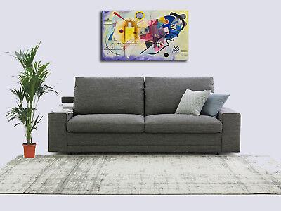 Quadro moderno cm 90 x 50 Quadri Moderni Stampa su tela Canvas  300 gr.