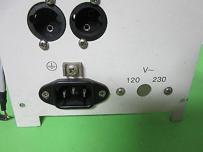 Microscope Pièce Leitz Leica Allemagne Dmrm Dmr Alimentation Électrique Pièces 7