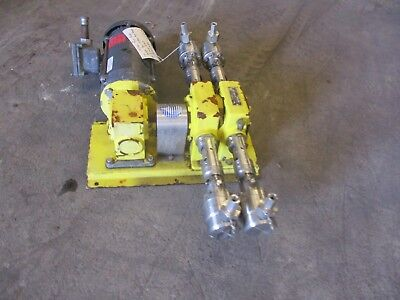 Linc-Milton Roy Pump Cat:cl5023A #8281243H Used 5