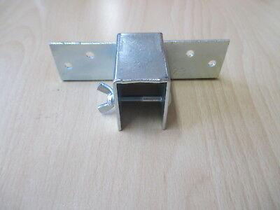 Bettverbinder Bettbeschlag HETTICH Bettsockelverbinder Kompakt SZ19 25180