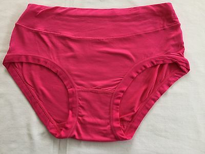 Bamboo Hypoallergenic Antibacterial Breathable Knickers Briefs 2 Pairs UK 6