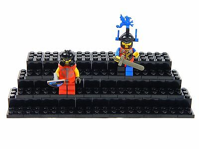 Genuine LEGO Display Stand for 64 minifigures