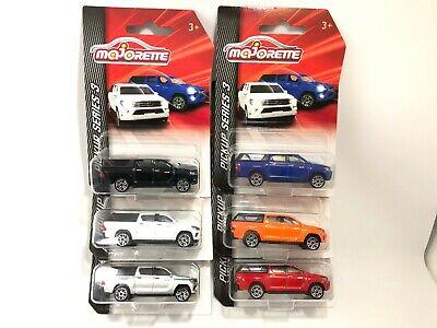 "Ford F-150 Pick-Up /""The Beast/"" Neu Series 3 Majorette 212054008"