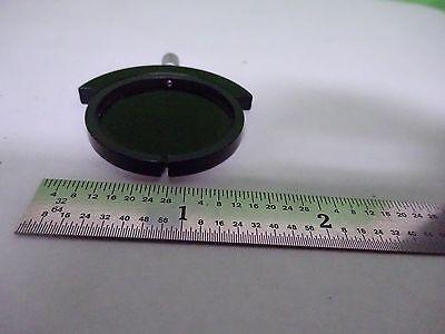 Microscope Pièce ND Densité Neutre Filtre Slide Optiques Tel Quel Bin #Y2-52 7