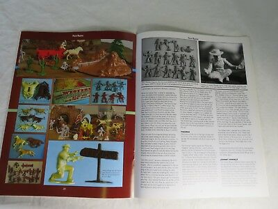 m Playset Magazine #104 Davy Crockett at FORT APACHE 1955 seldom found playset