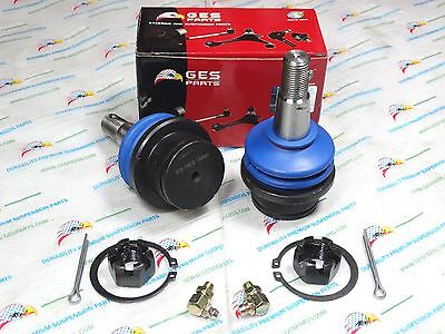 2PCS FRONT LOWER BALL JOINTS SUBURBAN ESCALADE AVALANCHE TAHOE K80964