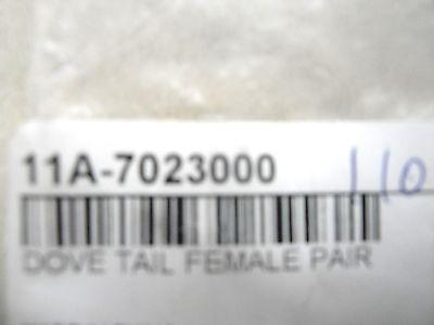 1948 1949 19501951 1950 48 49 50 51 52 FORD F100 TRUCK DOOR STRIKER PLATE FEMALE
