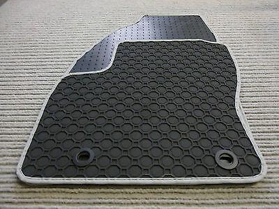 $$$ Original Lengenfelder Fußmatten passend für Opel Adam NEU $$$ SCHWARZ