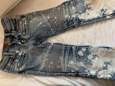 Designer jeans size age 4 years boy hunior 3