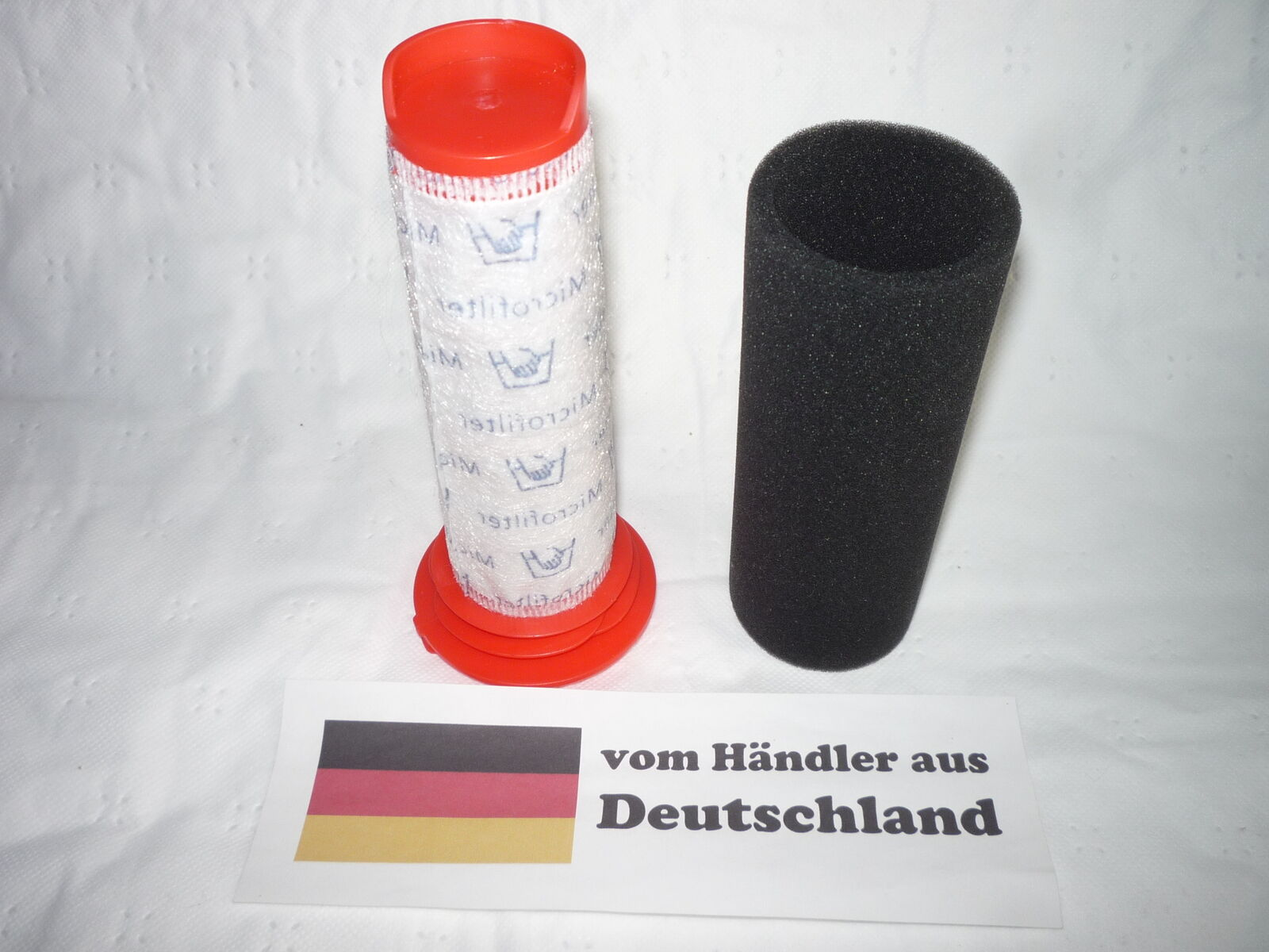 Filter Set passend für Bosch BCH6AT25JP//01 BCH6AT25JP//02 Athlet25.2V