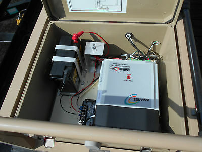 5 Tower Antenna  Wireless Field Alert Pa Event System Emergency Warning Tacwave 8