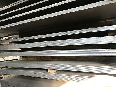 """1/8"""" .125 Hot Rolled Steel Sheet Plate 4""""X 12"""" Flat Bar A36 5"""