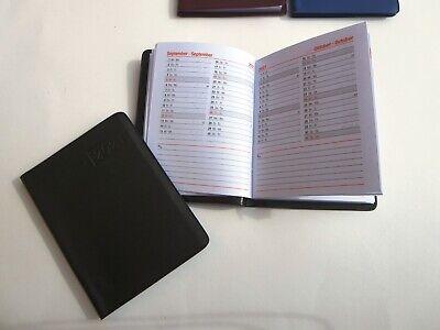 Praktischer kleiner Taschenkalender 10,5x6,5 cm~Terminkalender2021~Taschenplaner