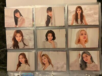 TWICE - TWICELIGHTS World Tour - Official Trading Card - Photocard 4