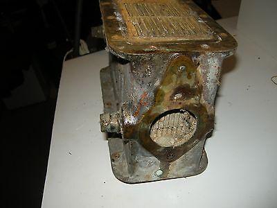 Buda motor water cooler off a boat motor (21) 3