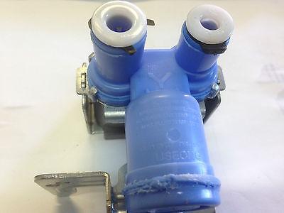 Omega Pewter Fridge Water Inlet Valve FBS600P FBS645P FBW600P FBW616P 5