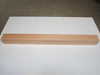 4 Buche Tischbeine €9,97//m 47x47x1000mm 4-seitig gehobelt Tisch Kantholz TOP