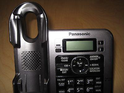 panasonic kx tg7641 dect 6 0 plus single line cordless phone main rh picclick com panasonic kx- tg 7331 manual panasonic kx tg7641 manual download