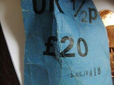 30 Uncirculated 1979 Decimal Half-Penny coins 4