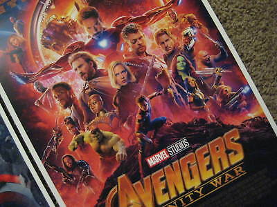"Avengers -  (11"" x 17"") Movie Collector's Poster Prints (Set of 3) 9"