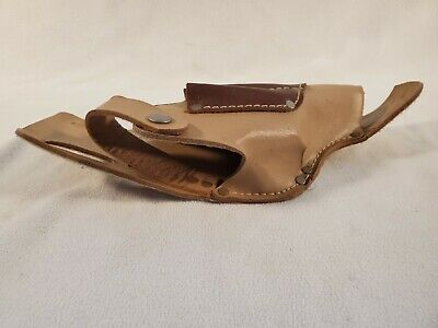 NOS Small Makita Leather Belt Pouch Holder Power Tools