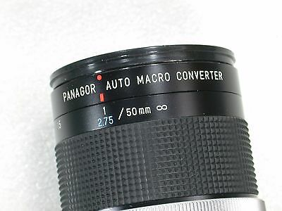 Panagor Auto Macro Converter Olympus OM Fitting