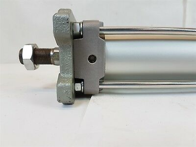 SMC CBA2F50-950-HN-XA020057 Pneumatic Tie-rod Cylinder 1MPa 649230 UQAU New