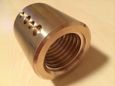 Support Nut Hub Nut Intertech Type 251 301 Thread TR45x6 Plastic