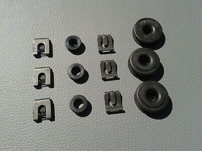 2x Lagerbuchse Schalthebel Schaltgestänge Buchse für VW JETTA K70 POLO *NEU*