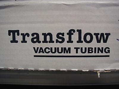 3//8 inch Inside Diameter Transflow Vacuum  Air  Hose 1 Foot
