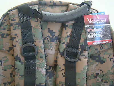 65f7351efb50 ... Usmc Us Marine Corps Woodland Marpat Camo Camouflage Waterproof Molle  Back Pack+ 7