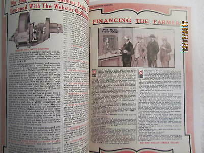1916 Hartman Co Majestic Gas Engine Catalog All sizes, hit miss, mags, pumps 3