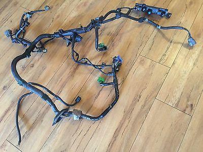 ek d16y8 96 97 98 honda civic ex 5 spd engine wiring harness vtec rh picclick com 96-98 honda civic ex engine harness 96 Civic Bumper On 99