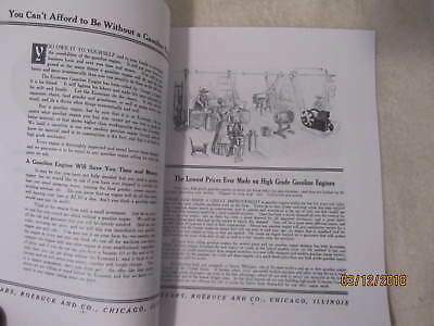 Sears Roebuck Co Gasoline Engines Catalog, Sparta Economy Engine Catalog 2