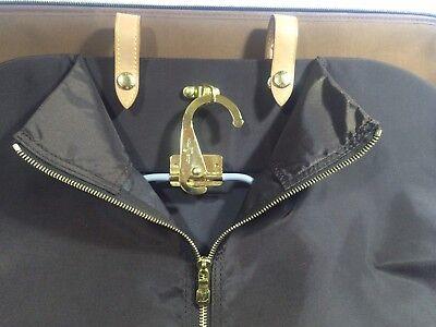 Authentic Louis Vuitton Travel Garment Bag w/  Hanger Carry For Pegase Suitcase 6