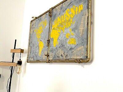 Tableau toile déco Mer falaise 8247183