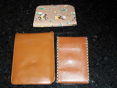 Vintage Coin Purse and Two Vintage Wallets - vintage/wallet/purse/bilfold 3