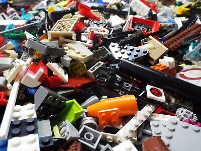 Lego Lot of 3 lbs Pieces, Parts, Bricks Random From Huge Bulk Assorted Free Ship 2