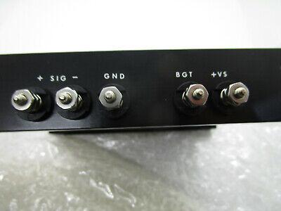 Martin Marietta Voltmeter p/n 0341D0018   250VV10U10SH  New 3