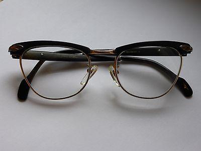 Original 50/60er True Vintage Marwitz Optima maturetic Brille für Damen Cateye