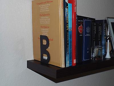 Buchstützen  10 Stück   Buchstütze  schwarz  braun weiß  und transparent