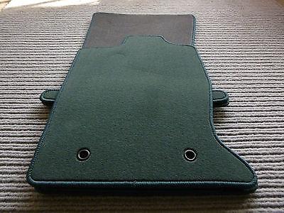 NEU BEIGE $$$ Lengenfelder Premium Velours Fußmatten für Jaguar XK XKR X150