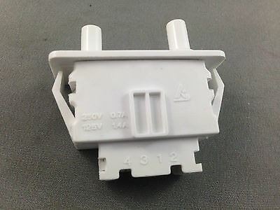 Sharp Fridge Door Switch SRS540HP WRN28RWG6  WRX38RWH6  WRN38NWF SR-V39H, SR-L55