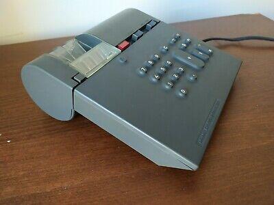 Olivetti Divisumma 28 Mario Bellini Design calculator Taschenrechner 70er Jahre 4