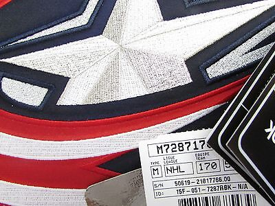 4f1a51447 5 of 8 Zach Werenski Columbus Blue Jackets Authentic Home Reebok Edge 2.0  7287 Jersey