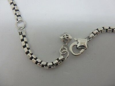 584696837d775 DAVID YURMAN SS Metro Pave Pink Sapphire Bar adjustable Necklace