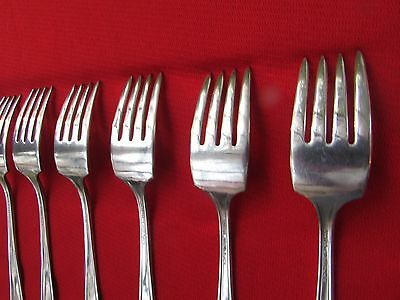 S Admiral Mission silverplate Castle Butter Spreader