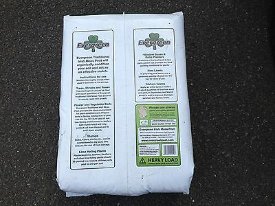 100L Litre Bale of Irish Moss Peat Evergreen Litres Compost Soil 2